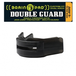 DOUBLE GUARD Black - Non-strap - Junior